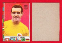 England Ron Springett Sheffield Wednesday (D)